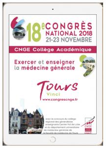 programme du 18e Congrès national de CNGE Collège Académique